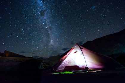 Lucis Wireless lamp camping outdoors